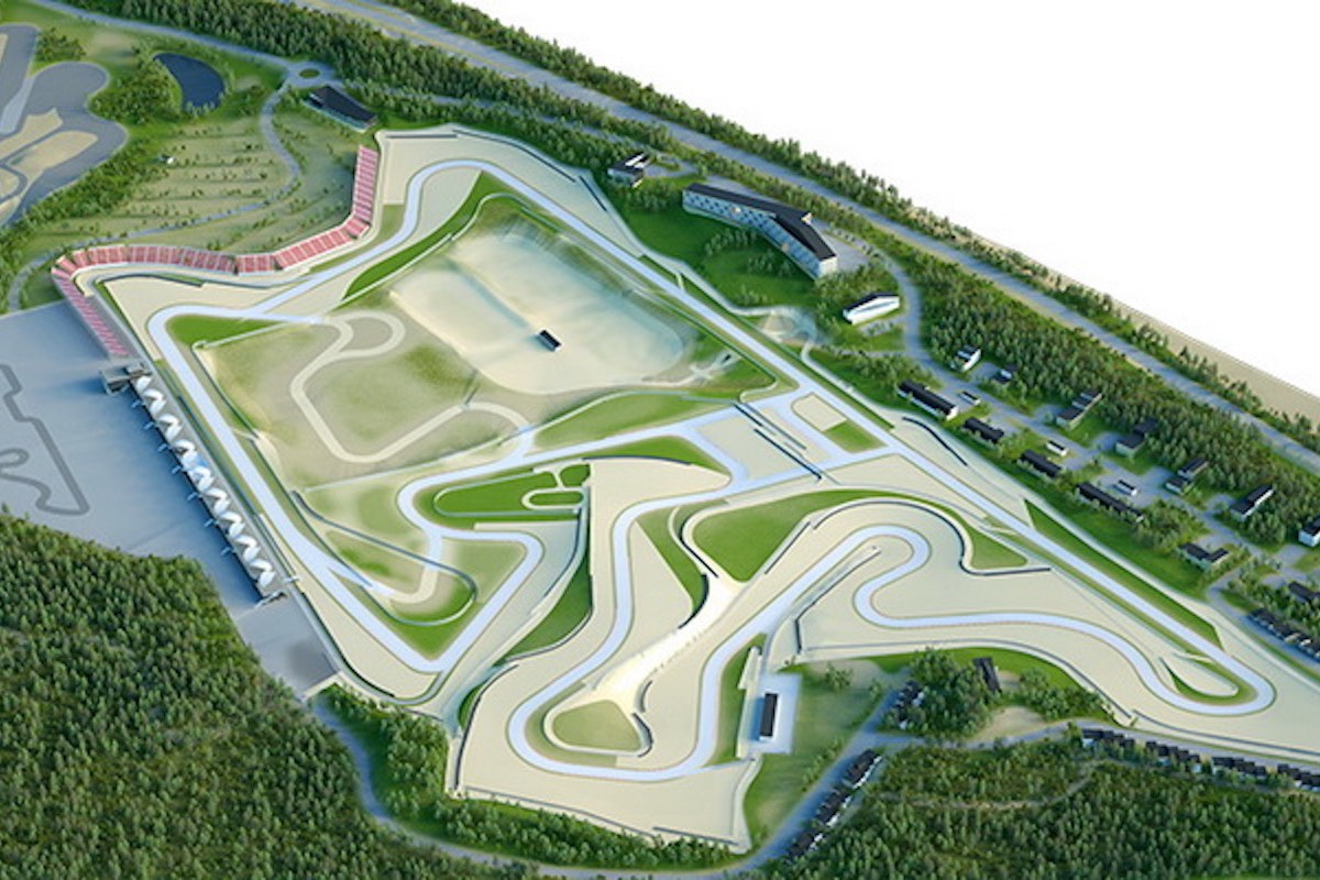 KymiRing MotoGP Circuit