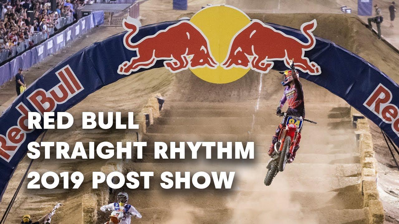 Red Bull Straight Rhythm 2019